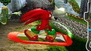Sonic Riders Gameplay Movie 3