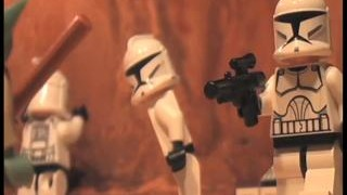 LEGO Star Wars III: The Clone Wars - Stop Motion Video