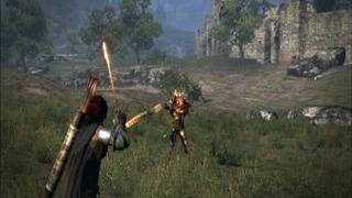 Dragon's Dogma - Griffin Battle Gameplay Trailer