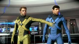 Star Trek The Video Game - Launch Trailer