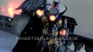 Batman: Arkham Origins - PS3 Knightfall Pack Trailer