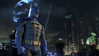 Game of the Year - Batman: Arkham City Trailer