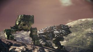 Carbon Assassin - Steel Battalion: Heavy Armor Pre-Order Trailer