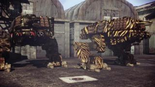 Chrome Blitzer - Steel Battalion: Heavy Armor Pre-Order Trailer
