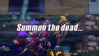 Dungeon Fighter Online - Necromancer Trailer