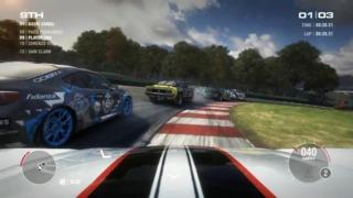 GRID 2 - Brands Hatch Gameplay