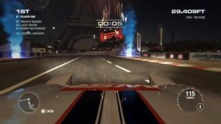 GRID 2 - Paris Gameplay