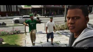 Franklin - Grand Theft Auto V Trailer