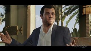 Michael - Grand Theft Auto V Trailer