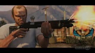 Trevor - Grand Theft Auto V Trailer