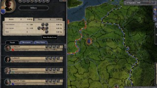 Crusader Kings II - E3 Trailer