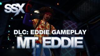 Retro Eddie - SSX Gameplay Trailer
