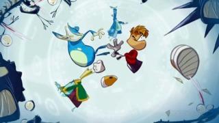 E3 2011: Rayman Origins E3 Trailer