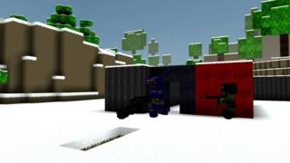 Guncraft - In-Game Building