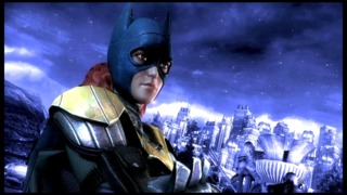 Injustice: Gods Among Us - Batgirl Character Reveal