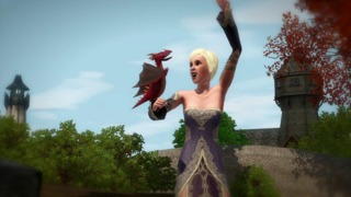 The Sims 3: Dragon Valley - Teaser Trailer