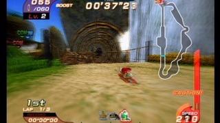 Sonic Riders Gameplay Movie 4