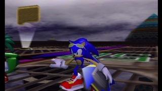 Sonic Riders Gameplay Movie 5