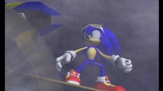 Sonic Riders Gameplay Movie 6