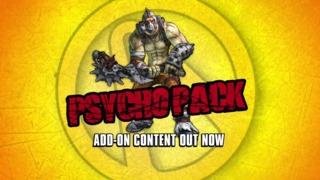 Borderlands 2: Pyscho Pack - Launch Trailer