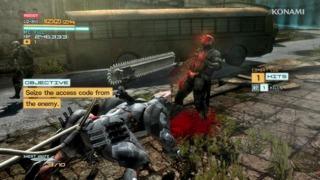 Metal Gear Rising: Revengeance - Blade Wolf Launch Trailer