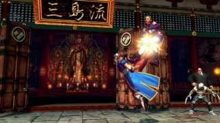 E3 2011: Street Fighter X Tekken - Gameplay Video #2