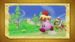 E3 2011: Kirby Wii - Official Trailer