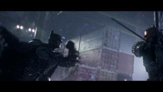 Batman: Arkham Origins - Teaser Trailer