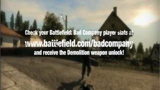 Battlefield: Bad Company Official Movie 9