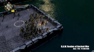 Gamescom 2011: R.A.W. Trailer