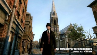 E3 2011: The New Adventures of Sherlock Holmes: The Testament of Sherlock - Official Trailer