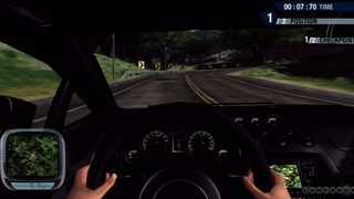 Test Drive Unlimited Gameplay Movie 3