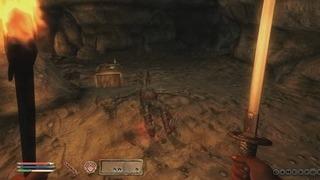 The Elder Scrolls IV: Oblivion Gameplay Movie 2