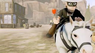 Disney Infinity - The Lone Ranger Play Set Trailer
