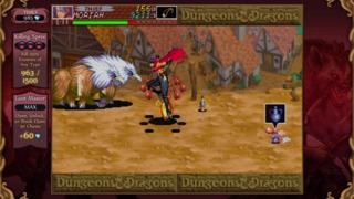 D&D: Chronicles of Mystara - Thief Character Vignette