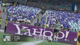 2006 FIFA World Cup Gameplay Movie 2