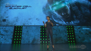 Splinter Cell: Blacklist Trailer - Ubisoft Press Conference E3 2013