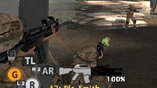 Full Spectrum Warrior: Ten Hammers Gameplay Movie 3