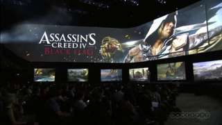 Assassin's Creed IV Black Flag E3 2013 Conference Gameplay Demo