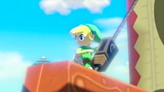 The Legend of Zelda: The Wind Waker HD - E3 2013 Trailer