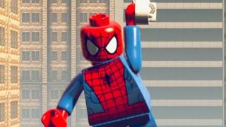 LEGO Marvel Super Heroes - E3 2013 Trailer