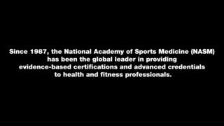UFC Personal Trainer: The Ultimate Fitness System - NASM Trailer