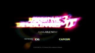 Resident Evil: The Mercenaries 3D - Launch Trailer