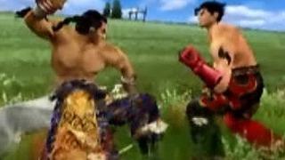 Tekken: Dark Resurrection Official Movie 1