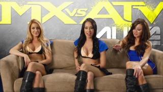 MX vs. ATV Alive - Dirty Girls Trailer