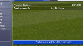 Football Manager Handheld Gameplay Movie 1