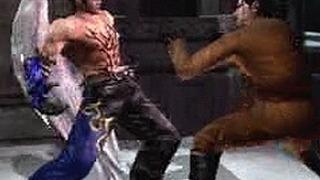 Tekken: Dark Resurrection Gameplay Movie 1