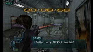 WinBack 2: Project Poseidon Gameplay Movie 3