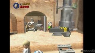 LEGO Star Wars II: The Original Trilogy Gameplay Movie 4