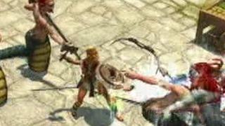 Titan Quest Official Trailer 1